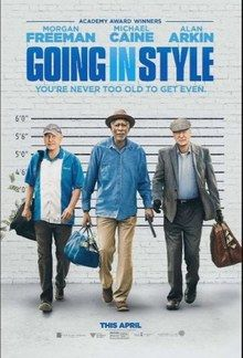 Going in Style 2017 Full Movie Free Download
