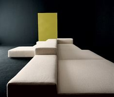 Piero Lissoni Extra Wall Sofa System