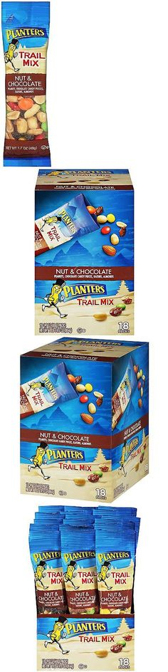 Trail Mix 179193: Planters Trail Mix Snack Chocolate 1.7 Oz (Innerpack Of 18) -> BUY IT NOW ONLY: $38.95 on eBay!