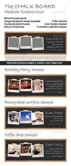 Facebook Timeline Covers - Retro Badges Font, Timeline e - sample advertising timeline