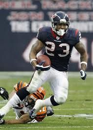 Arian Foster....be healthy!