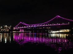 #Brisbane #StoryBridge #Riverfire Brisbane, Stuff To Do, Places Ive Been, Bridge, Fire, Travel, Viajes, Bridge Pattern, Bridges