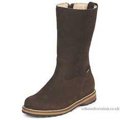 Design Meindl Brown Dark Women Goldegg Lady Gtx Snow Boots By