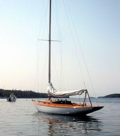 Sparkman & Stephens: Design 68 - Dark Harbor 20