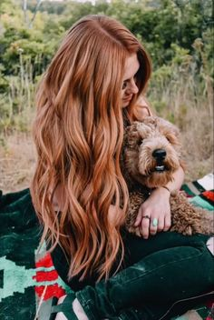 Red Hair With Blonde Highlights, Red Blonde Hair, Long Red Hair, Strawberry Blonde Hair, Brunette Hair, Ash Blonde, Black Hair, Green Hair, Copper Blonde Hair
