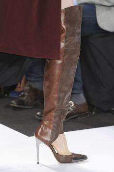 Best Fall 2013 Shoes | New York Fashion Week Runways-BCBG Max Azria
