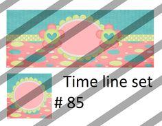 time line set 85