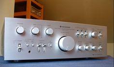 Kenwood Integrated Amp