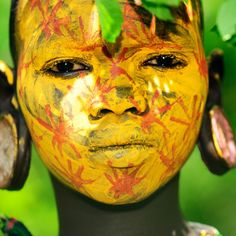 Tribes of Omo Valley, Ethiopia    portaits of tribes peoples from the South Omo Valley in Ethiopia