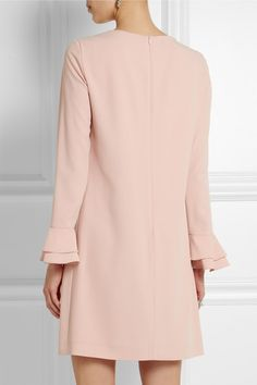 Moschino cheap and chic crepe dress