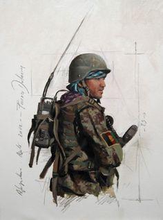 Ferrer- Dalmau, Afganistán