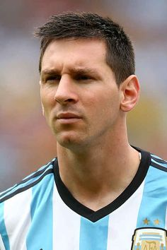 Surprising World The World And Messi On Pinterest Hairstyles For Men Maxibearus