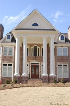 Beautiful Home Exteriors On Pinterest Traditional Home Exteriors Home Exte