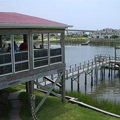 America's Favorite Seafood Dives | North Carolina | CoastalLiving.com  Tortuga's Lie