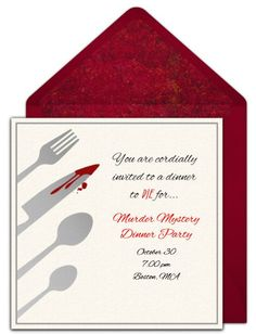 Who Done It? How to Host a Murder Mystery Dinner Party from Punchbowl