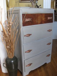 painted waterfall dressers - Google Search