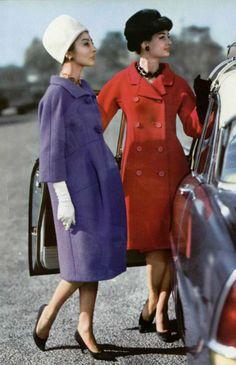 1959 Coats Givenchy