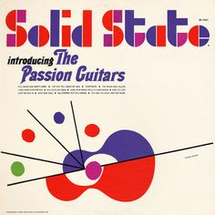 Project Thirty-Three: The Passion Guitars (1966)