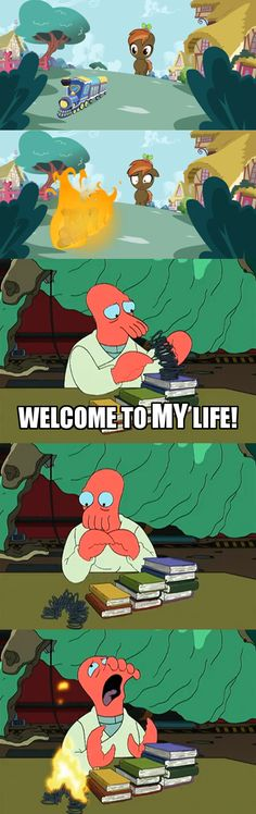 Zoidberg Knows That Feel