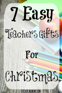 104 best Teacher Holiday Gifts images on Pinterest in 2018 ...