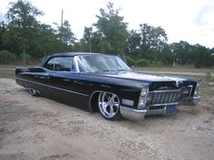 65 caddy | FREDDYS 65 CADILLAC