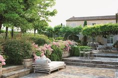 Domaine de Ronsard: The most beautiful farmhouse to rent in Provence