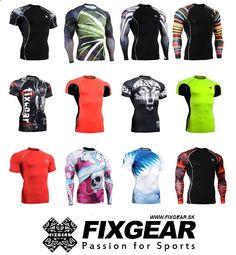UNISEX kompresné oblečenie FIXGEAR FIXGEAR - Vášeň pre šport