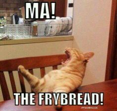 Frybread humor