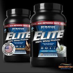 Elite Whey Protein Dymatize Nutrition