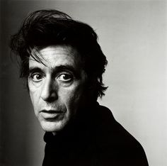 Al Pacino, 1995 by Irving Penn