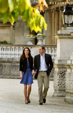 Kate et William le lendemain de leur mariage