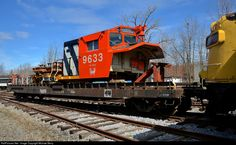 RailPictures.Net Photo: 'CN 9633' Canadian National Railway Locomotive Simulator at St-Constant, Quebec, Canada by Michael Berry