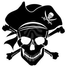 Jolly roger hand tattoos - Google Search