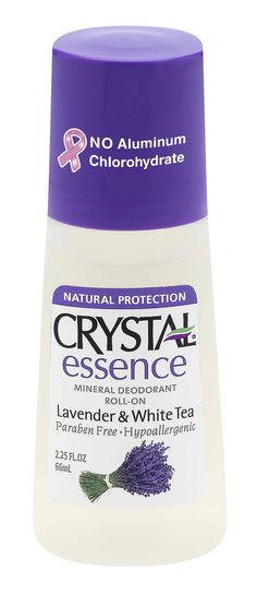 Crystal Essence Deodorant Review and Other Non Toxic Vegan Deodorant Options
