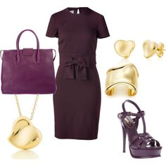 The Price of Gold, created by cristina1207 on Polyvore