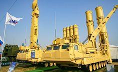 Fox News сообщил об отправке в Сирию российской системы ПВО Антей-2500 - РБК
