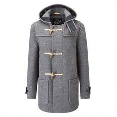 Mid Length Monty Coat - Mens   Gloverall