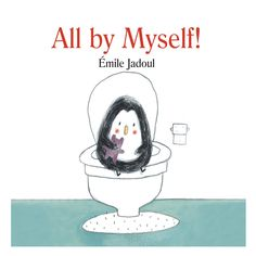 All by Myself Children's Book