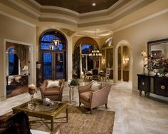 I feel like I wouldn't be able to touch anything in this room it's too nice.