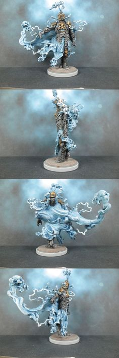 CoolMiniOrNot - Kingdom Death Storm Knight by Danit