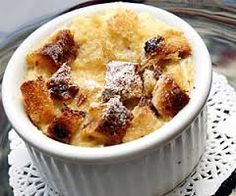 Image result for brioche bread and butter pudding