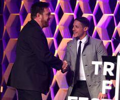 Theo Rossi in TFF Awards Night - 2015 Tribeca Film Festival