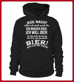 BIER ICH LIEBE DICH LIMITIERT - Shirts für bruder (*Partner-Link)