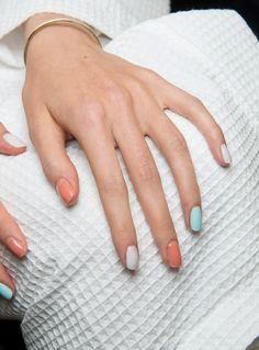 Los looks de uñas más cool para esta primavera - ELLE