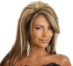 Beach Blonde Hair, Brown Blonde Hair, Brown Hair With Highlights And Lowlights, Hair Highlights, Pageant Hair, Front Hair Styles, Pixie, Beauty Tips For Hair, Hair Color And Cut