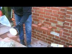 the fine art of brickwork - Victorian Weave - http://art-press.co/the-fine-art-of-brickwork-victorian-weave/