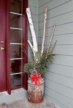 winter floral arrangements, crafts, flowers, gardening, home decor, seasonal holiday decor