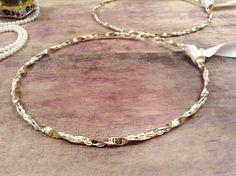 My Greek Wedding, Orthodox Wedding, Bridal Crown, Ivory Pearl, Wedding Website, Wedding Crowns, Pearls, Chain, Elegant