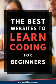 Where should you learn coding and web development in 2019? Find out what are the best websites for learning to code for absolute beginners! These online courses, tools, and resources will help you learn programming, front end development and back end development from absolute scratch FAST. Choose a language like HTML, CSS, JavaScript, PHP, Python, Ruby, or SQL and start learning today! #mikkegoes #technology #coding #webdeveloper #webdesign #webdevelopment #programming #career #tech