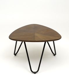 Jacques Hitier; Coffee Table for Tubauto, 1953.